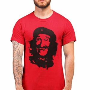 Che-Guevara-Barry Chuckle T-Shirt Red