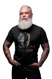 game of thrones iron man t shirt
