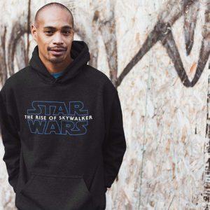 Rise of Skywalker Hoodie Black B