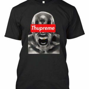 Thupreme Mike Tyson T-Shirt Black