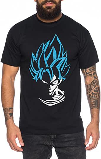Goku Japanese Anime T Shirt