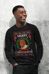 Merry Chrithmith Funny Mike Tyson