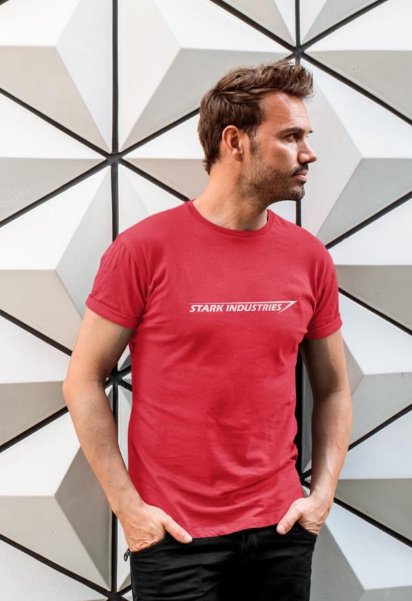 Stark Industries Movie T-Shirt