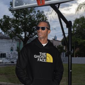 Wu the Ghost Face Hip Hop Hoodie