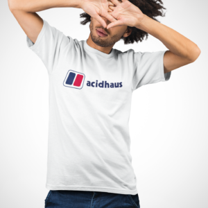 Acidhaus Rave Inspired T Shirt