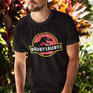 Daddysaurus Dinosaur Father's Day