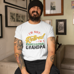 Professional Grandpa Father's Day