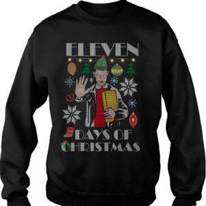 11 Stranger Things Sweatshirt