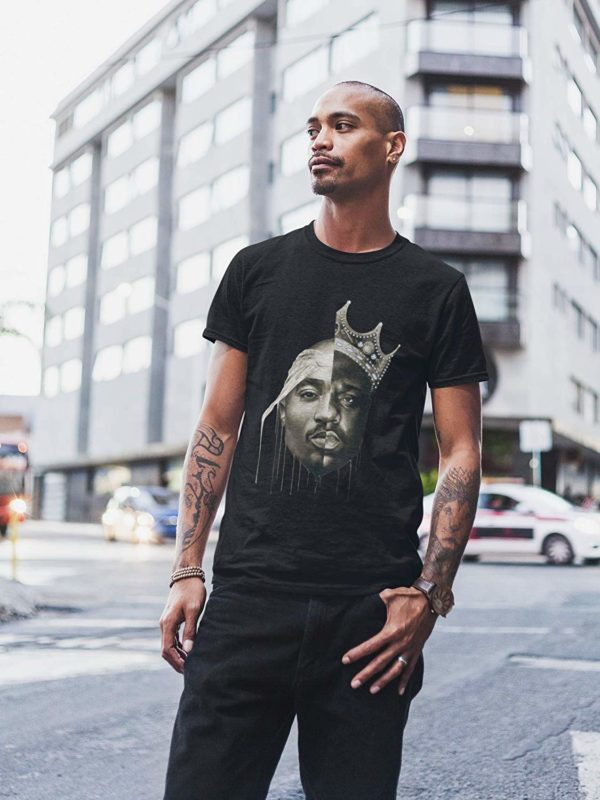 nortorius BIG 2pac t-shirts