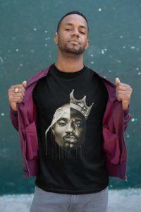 2Pac - notorius BIG hip hop tshirt